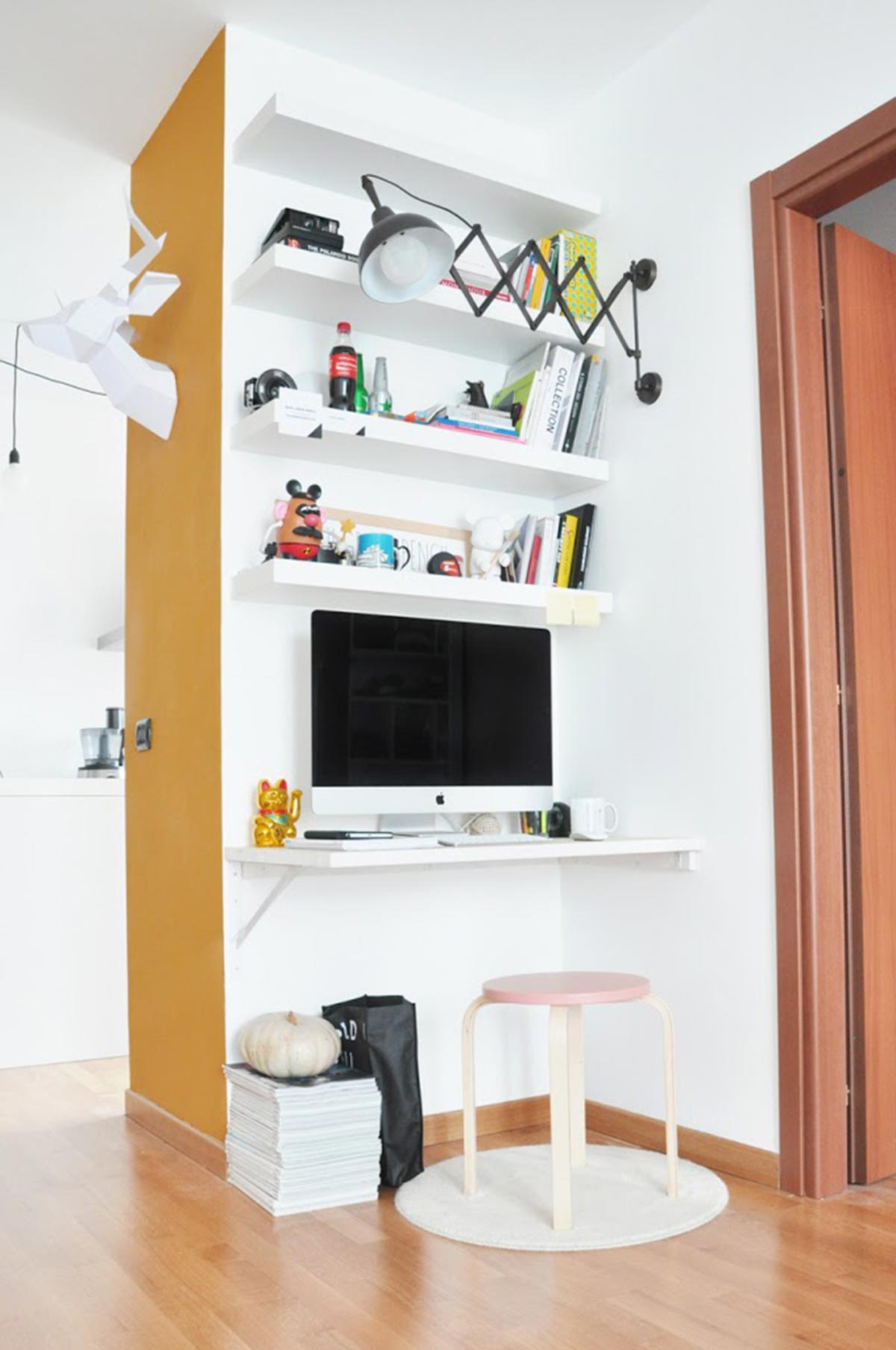 DIY: Create your own Home Office corner