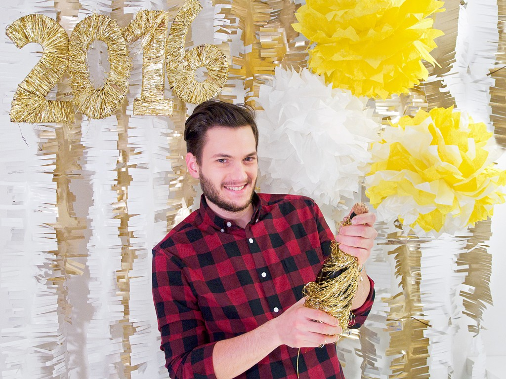 3 Diy New Years Eve Party Decorations And Photo Booth Idea